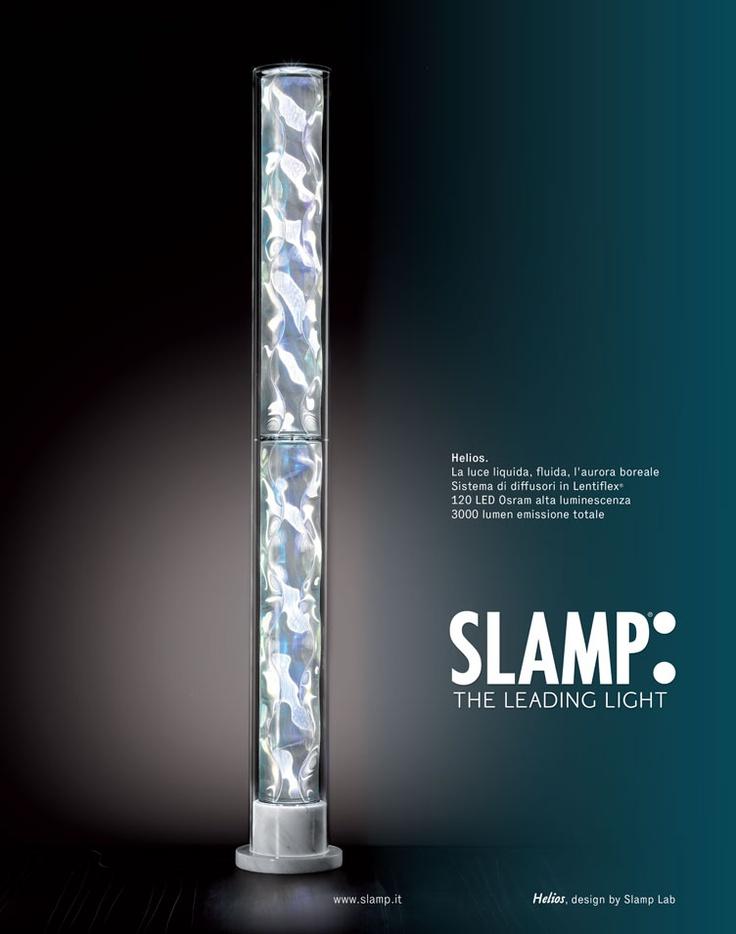 Slamp - ADV 2012 - Helios