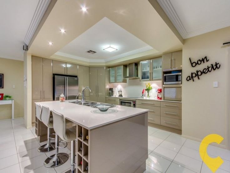 Tiles in a kitchen design from an Australian home - Kitchen Photo 8818773