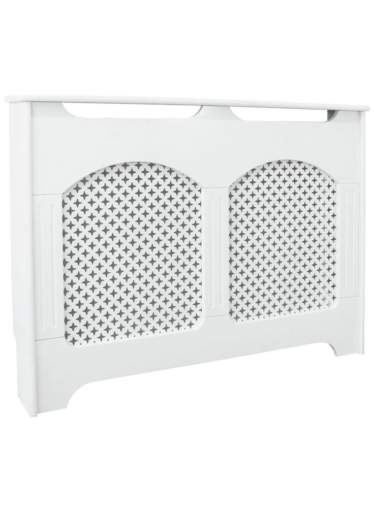 Buy Collection Winterfold Small Radiator Cover - White at Argos.co.uk, visit Argos.co.uk to shop online for Radiator covers, Home furnishings, Home and garden