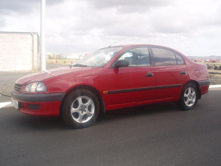 1999 Toyota Avensis