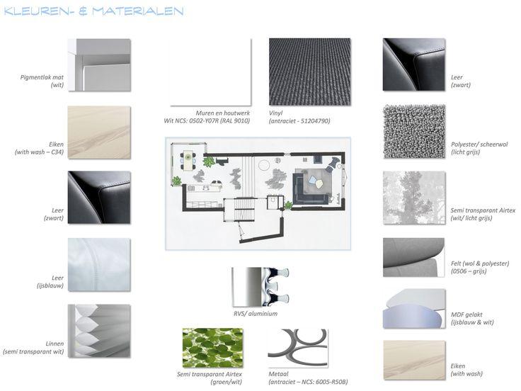 Kleuren en Materialen