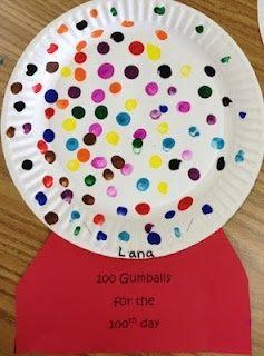 100 th day of school counting