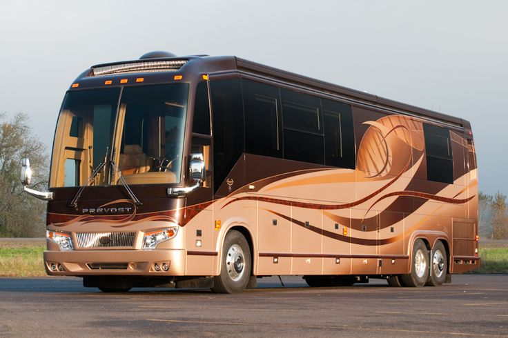 11 best tour bus images on pinterest travel trailers for Custom motor coach builders