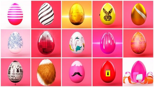 Just in time for easter it is time to egg up! Fifteen easter idents for the German television station VOX.   Credits:  Client: Mediengruppe RTL Deutschland GmbH Idea & Concept: Lenny Grade, Patrick Spingler Animation: Lenny Grade, Patrick Spingler Illustration: Sara Appenrodt Music & Sound: Mediengruppe RTL Deutschland GmbH