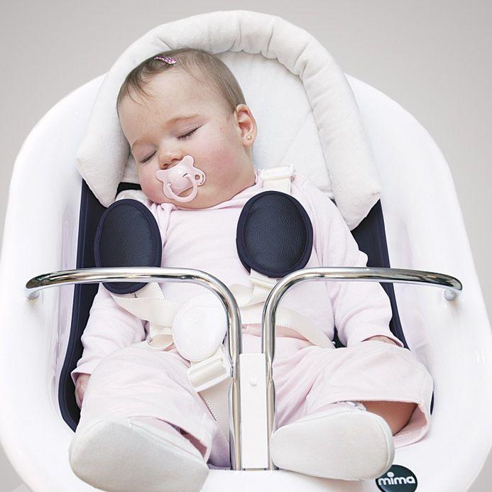 Shhh! Someoneu0027s still sleeping. mima moonu0027s reclining newborn lounger mode is perfect for relaxing  sc 1 st  Pinterest & 76 best Smart Products u0026 Moon images on Pinterest | Babies stuff ... islam-shia.org