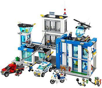 "LEGO City Police Station (60047) - LEGO - Toys ""R"" Us"