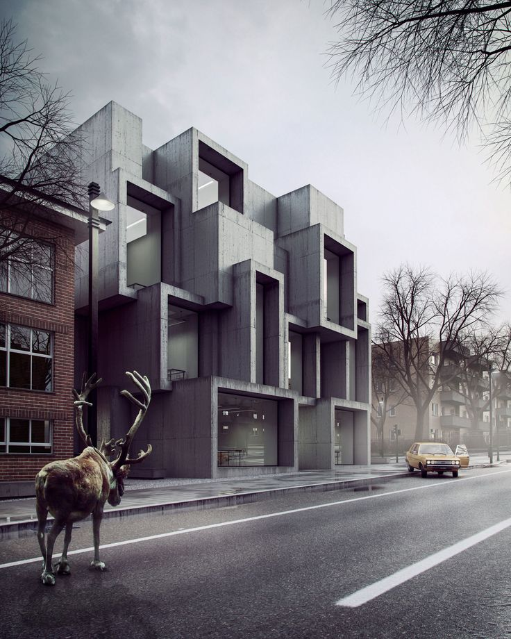 CGarchitect - Professional 3D Architectural Visualization User Community | What else is there