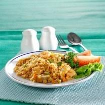 NASI GORENG NUGGET PEDAS http://www.sajiansedap.com/mobile/detail/16788/nasi-goreng-nugget-pedas