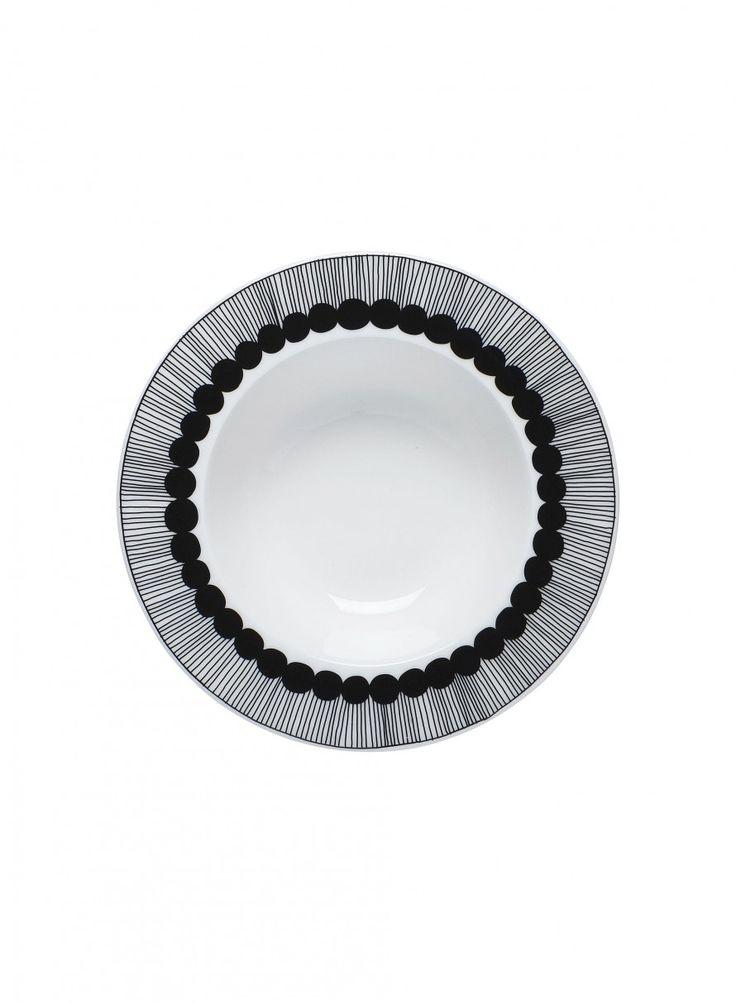 Oiva/Siirtolapuutarha deep plate