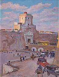 Las Puertas de Tierra. Cádiz   Federico Godoy