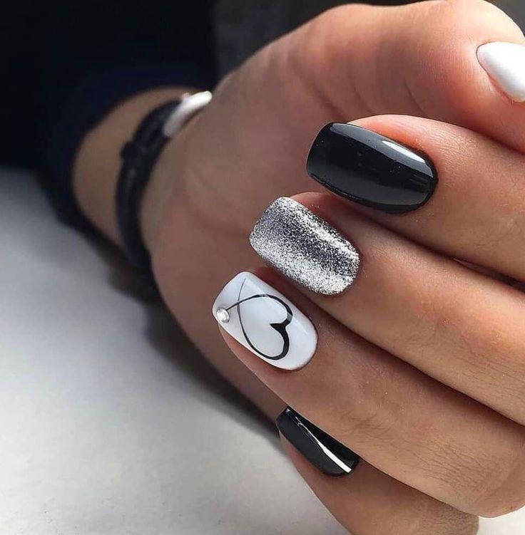 60+ acryl marmer nagels kleuren ontwerpen 2019