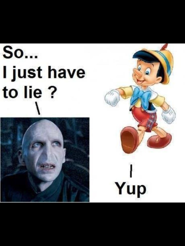 Pinocchio would know
