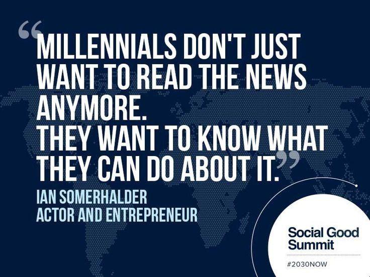 46 Best Images About Millennials, Millennial Generation