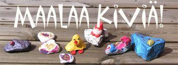 Goodies Lapsille: Loihdi taideteoksia kivistä