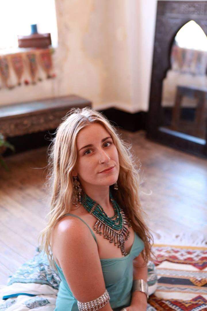 Inspired Tribe photo shoot. Tribal treasures and bohemian beauty. Turquoise!
