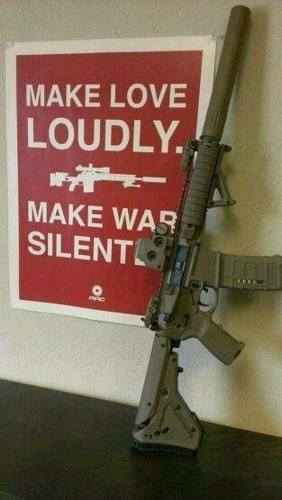 Sshhh be quiet