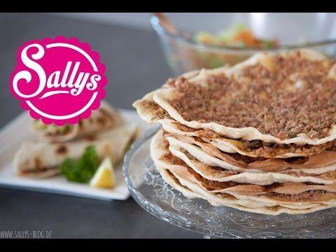 Lahmacun Rezept - türkische Pizza / einfach & lecker
