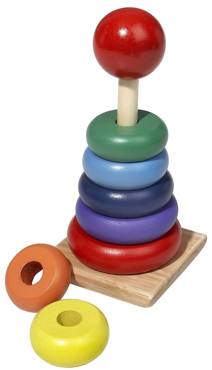Toys beautiful and affordable all wood play kitchen sets inhabitots - This Melissa And Doug Wooden Rainbow Stacker Is A Classic Wooden Toy The Rainbow Stacker Has Been Designed To Help Children Develop Hand Eye Coordination