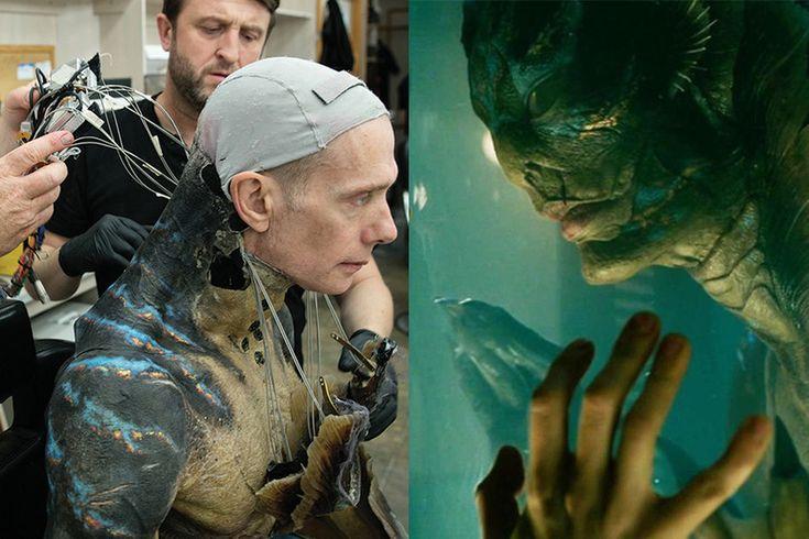 13 películas y series donde Doug Jones demostró que un gran monstruo necesita a un gran actor
