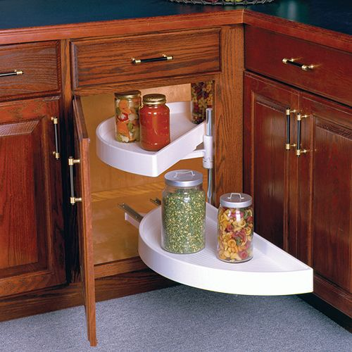the pivot and glide half moon cabinet lazy susan is designed to make blind corner base cabinets on kitchen organization lazy susan cabinet id=96860
