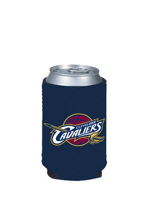 Cleveland Cavaliers Team color can Koozie