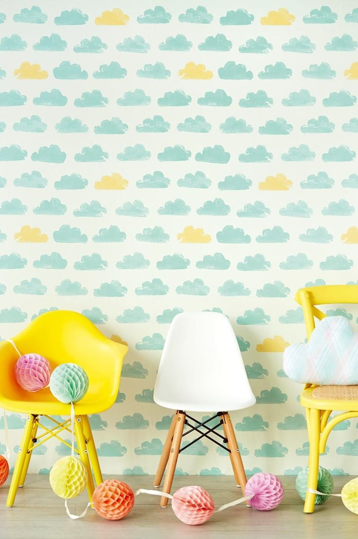 Our Favorite Wallpaper for Nurseries and Kids' Rooms  wallpapers for nurseries and kids rooms The post Our Favorite Wallpaper for Nurseries and Kids' Rooms appeared first on Woman Casual.