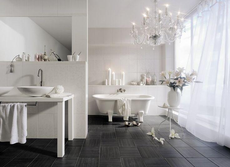 Die neue Trendfarbe Weiß - badezimmer online planen