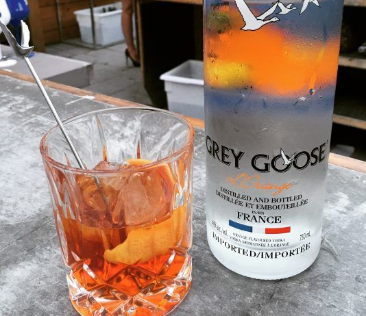 Martinis 101 et recette de Grand Fizz Grey Goose