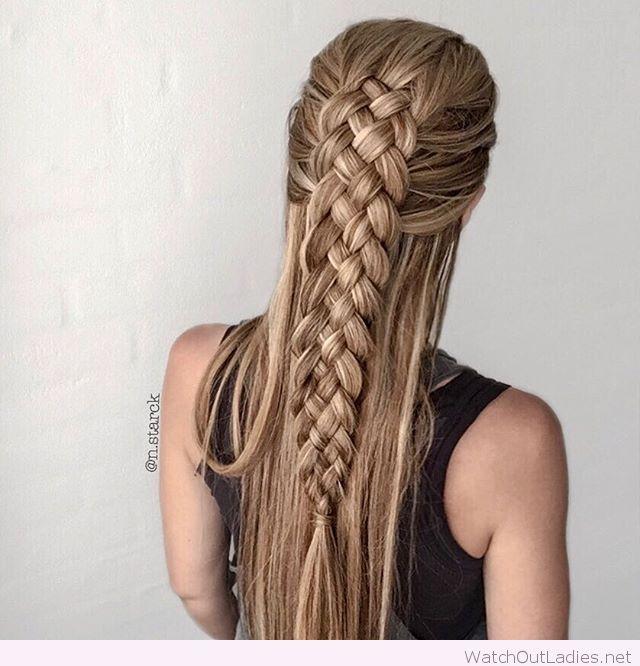 A wonderful braid design