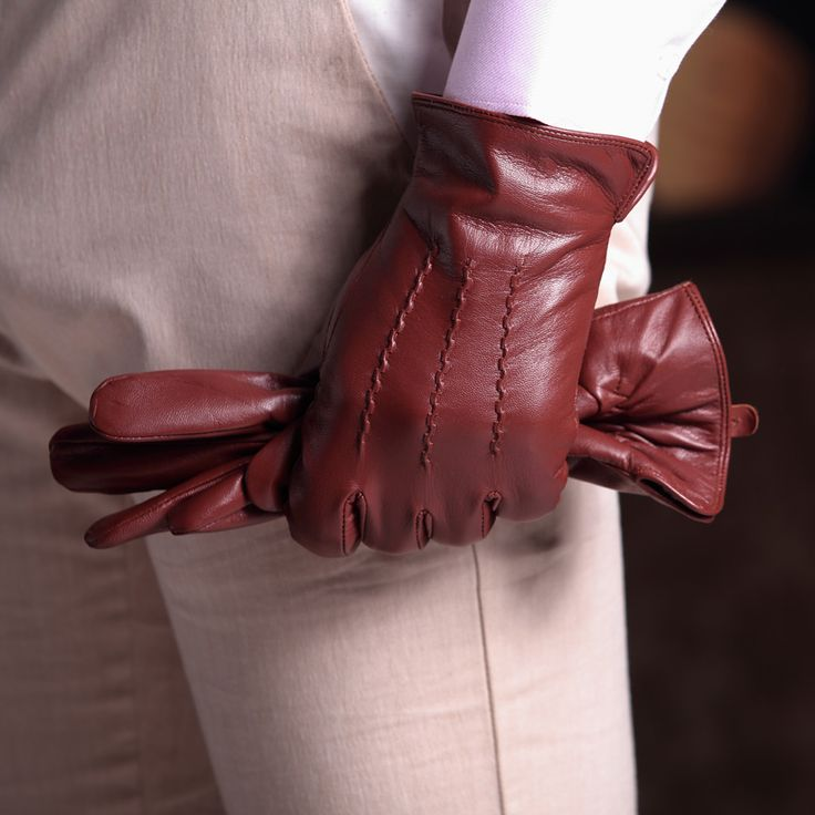Cuero de gamuza genuina calidad guantes para hombre de negocios ocasional otoño e invierno térmica hombres j54(China (Mainland))