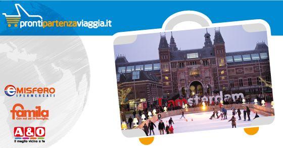 PRONTI, PARTENZA... VIAGGIA! AMSTERDAM da € 320 Scopri di più su http://www.prontipartenzaviaggia.it/it/services/875/amsterdam.html