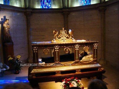 st bernadette   St Bernadette Body - reviews and photos.