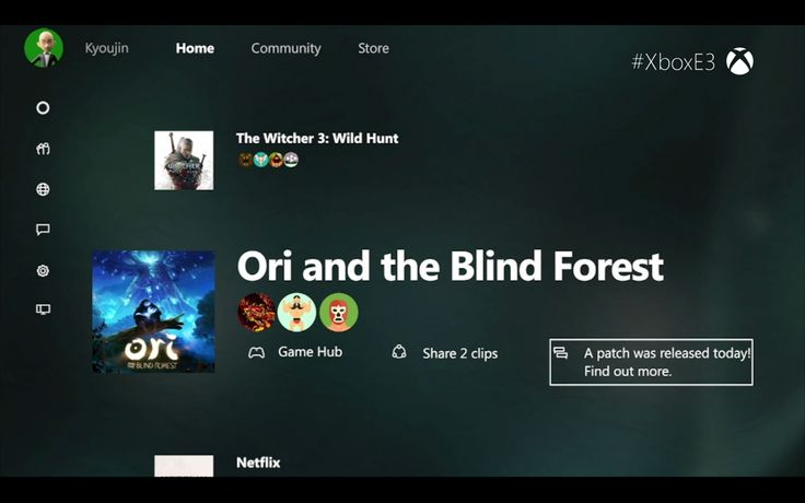 Xbox One dashboard update includes a huge new design and Cortana