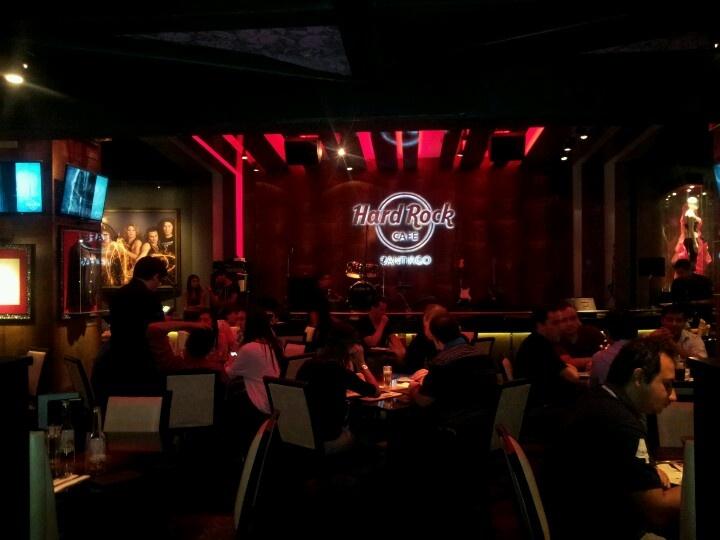 Hard Rock Cafe Valparaiso