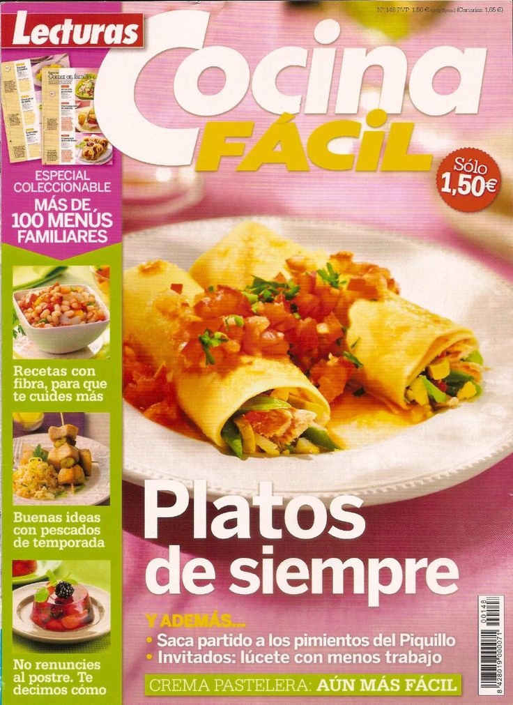 85 best cocina images on pinterest gourmet kitchens and rezepte cocina facil platos de siempre y economicos bookssearchmagazinesthermomixmenueasy cookinglibrarieslivrosresearch forumfinder Image collections