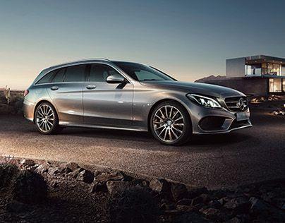 "查看此 @Behance 项目:""Mercedes Benz ""C-Class Estate"" 2014""https://www.behance.net/gallery/18372869/Mercedes-Benz-C-Class-Estate-2014"