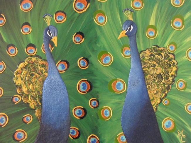 Peacocks - www.matcocuzzi.com