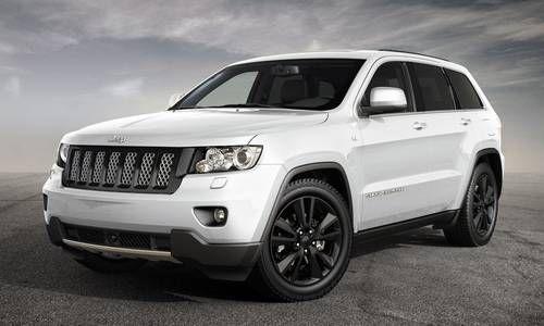#Jeep #GrandCherokee.  El Suv con diseño exterior elegante y con carácter que evoca fuerza y belleza desde todos los ángulos.
