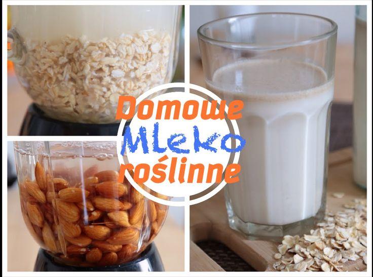 """Jak tanio i szybko zrobić """"mleko"""" roślinne w domu ;) —————————————— Co się u mnie dzieje? Szybki kontakt? ❀ BLOG → http://nissiax83.blogspot.com/ ❀ TWITTER →..."""