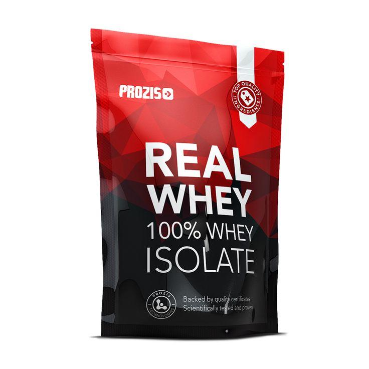 Il più puro isolato di proteine whey per un autentico sviluppo muscolare con il minimo accumulo di grasso. Con un profilo di aminoacidi completo e ricco di BCAA. Senza zuccheri!