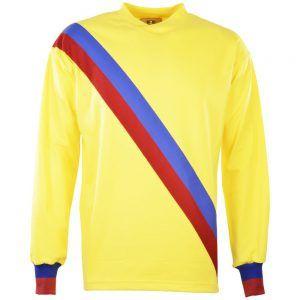 Retro Barcelona Shirts 1970s away