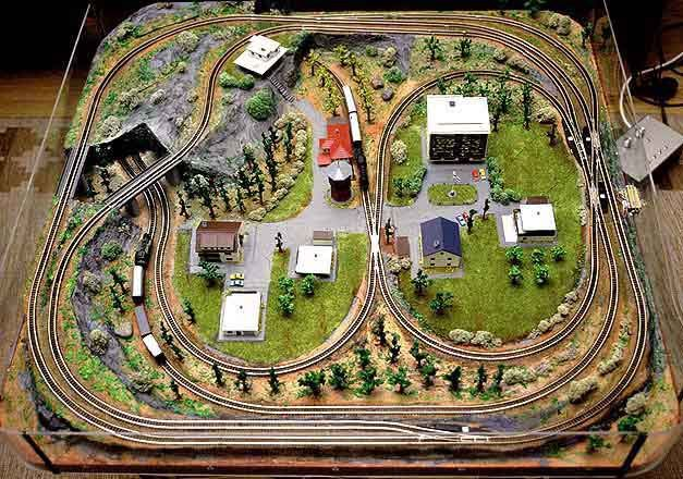 HO Layout Ideas | Model Train Layouts Plans
