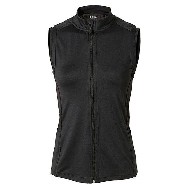 Health Goth // Target / T30 Performance Vest - Black