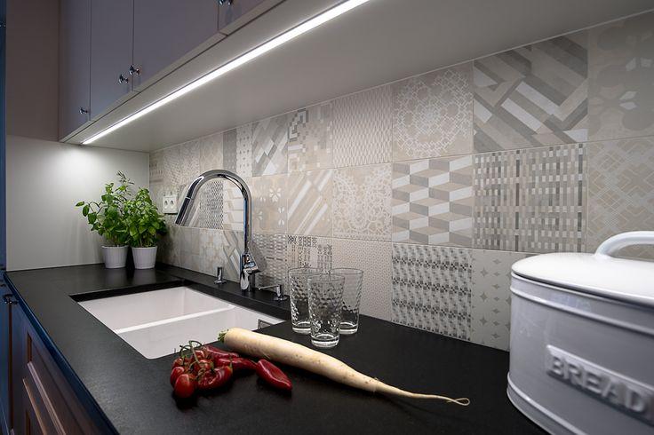 Kuchnia #interiors #tryc #JacekTryc #kuchnia #kitchen #black #food #ceramic #mutina #interiorsdesigner #warszawa #meble