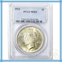 Silver Peace Dollar