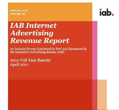 IAB İnternet Reklam Gelirleri Raporu (2010)
