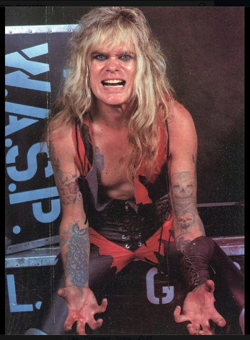 1000+ images about MUSICA: W.A.S.P on Pinterest | Wasp ...