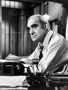 "Abraham Charles ""Abe"" Vigoda (/vᵻˈɡoʊdə/; February 24, 1921 – January 26, 2016) was an American actor. He was known for a number of roles, especially his portrayals of Salvatore Tessio in the Francis Ford Coppola film The Godfather and Detective Sgt. Phil Fish on the ABC sitcom Barney Miller from 1975 to 1977 and its spinoff show Fish in 1978. Vigoda died in his sleep on January 26, 2016, aged 94."