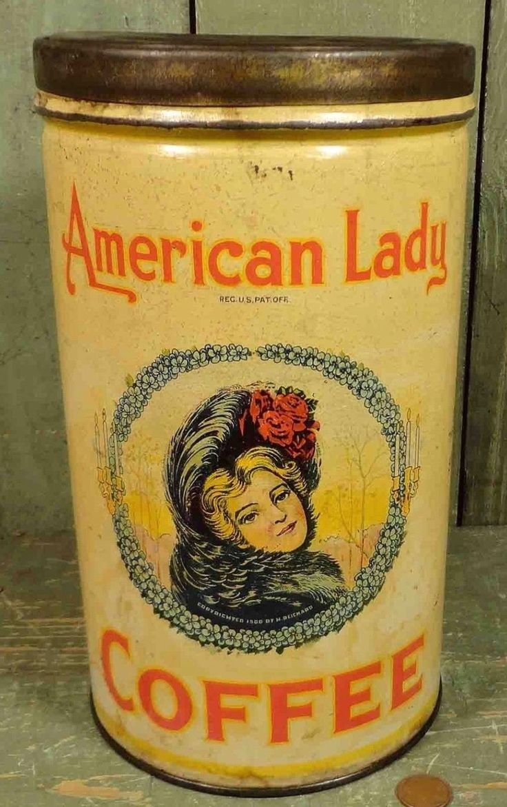 American Lady Coffee