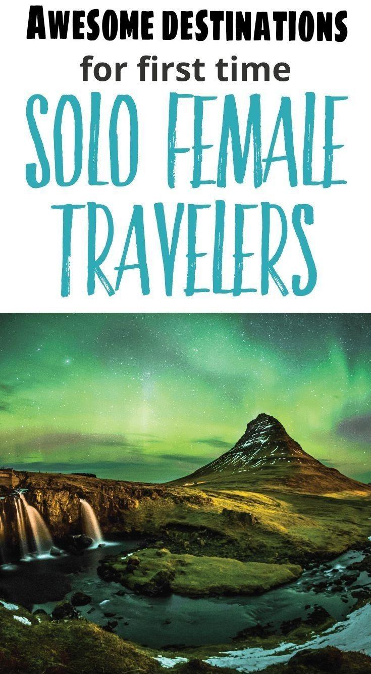 Destinos incríveis para viajantes solteiros pela primeira vez   – Travel